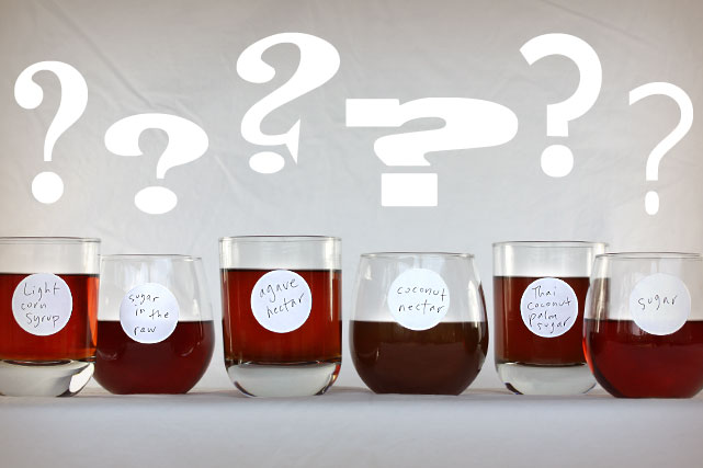 Which sweetener is best for tea?